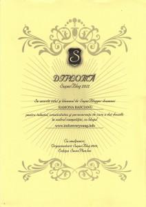 diploma SB 2012