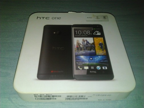 HTC One Unboxing (1)