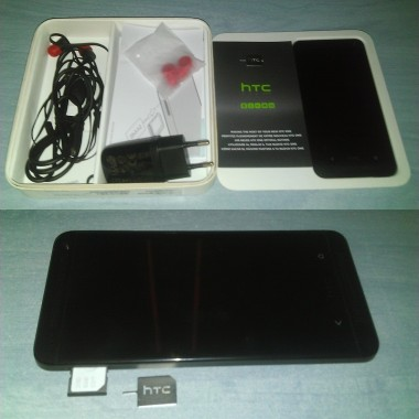 HTC One Unboxing (2)