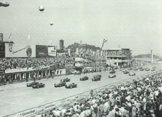 Nurburgring 1957