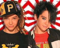 Kaulitz Brothers Then