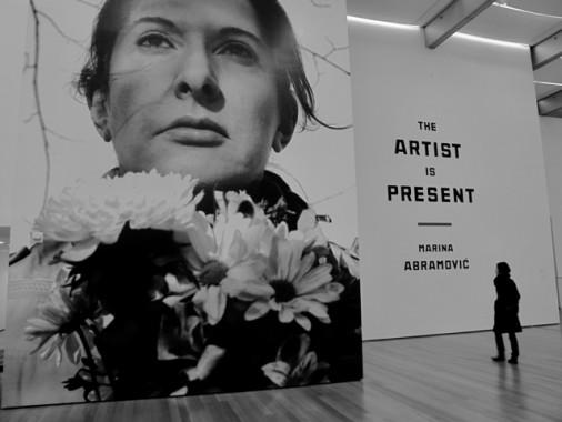 Marina Abramović The Artist Is Present MoMA