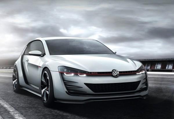 VW Golf GTI Design Vision Concept