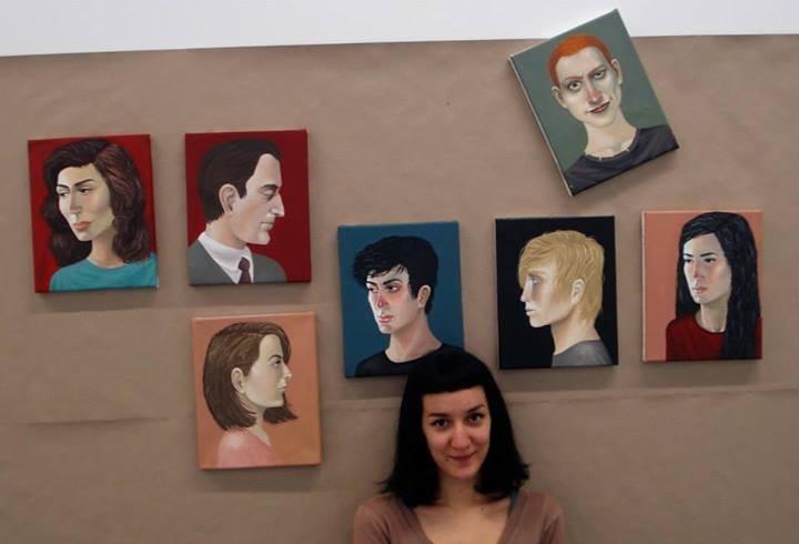 Fata in Palme - Maria Heller