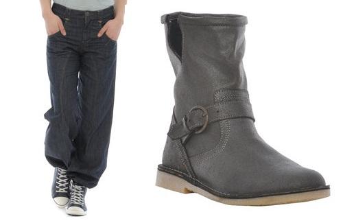 Pantaloni & Cizme