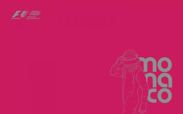 Monaco 2014 Poster