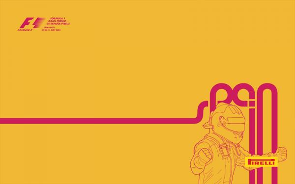 Spain 2014 Poster