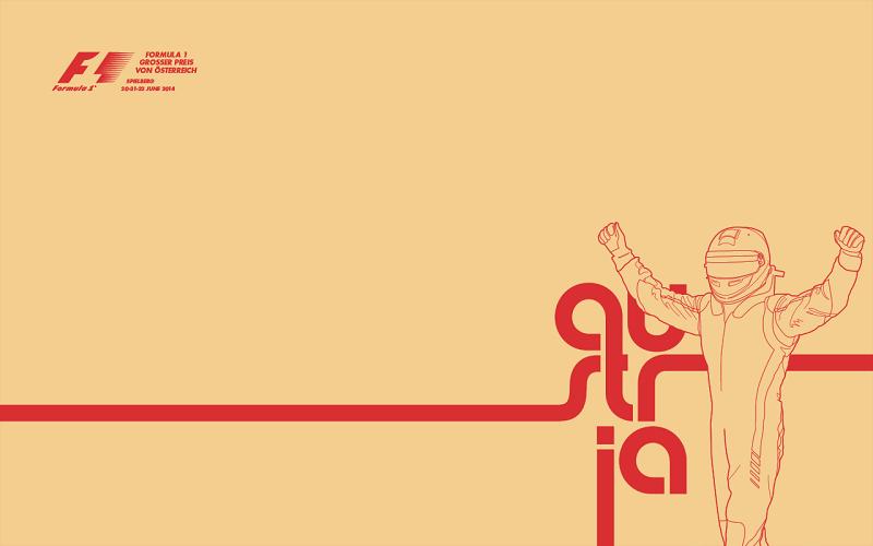 Austria 2014 Poster