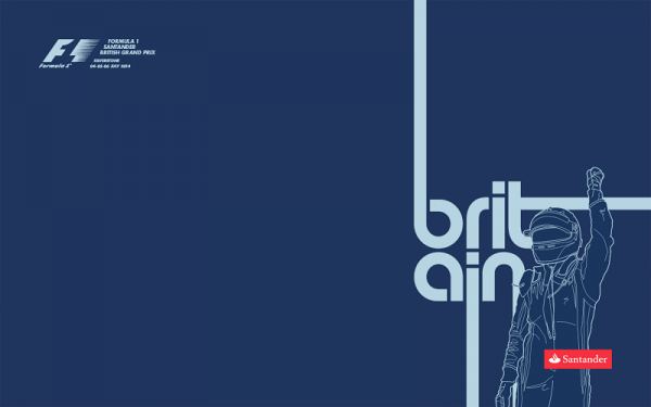 Great Britain 2014 Poster