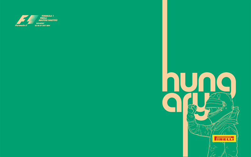 Hungary 2014 Poster