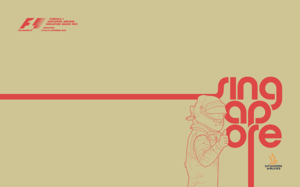 Singapore 2014 Poster