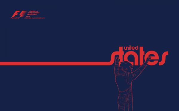USA 2014 Poster
