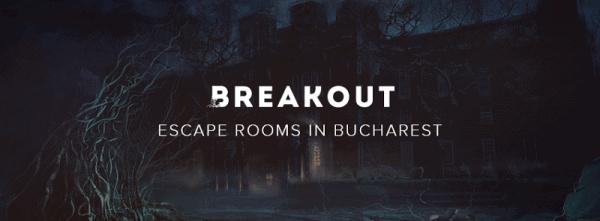 breakout escape room bucuresti